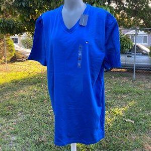 Tommy Hilfiger V-Neck Shirt Size XL NWT